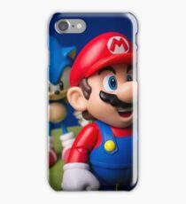...But Mario... iPhone Case/Skin