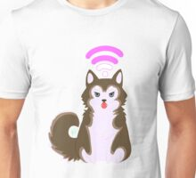 Pom Gets Wifi - Hus Unisex T-Shirt