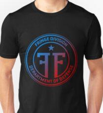 Fringe Division symbol double universe color Unisex T-Shirt