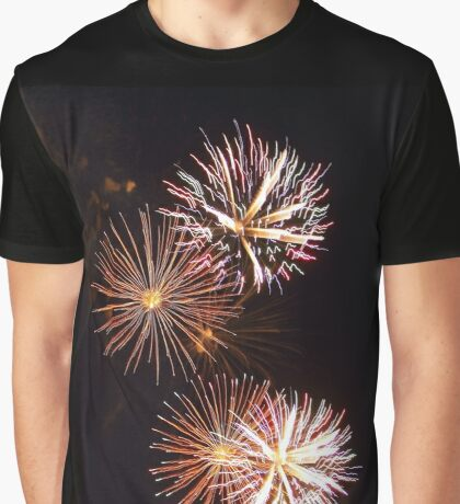 Fireworks 2 Graphic T-Shirt