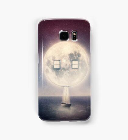 Moon House Samsung Galaxy Case/Skin