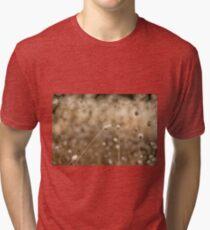 Bush Grass, Australia Tri-blend T-Shirt