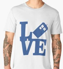 Love Doctor Who Men's Premium T-Shirt