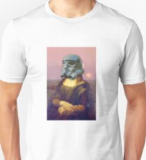 Tatooina Lisa Unisex T-Shirt