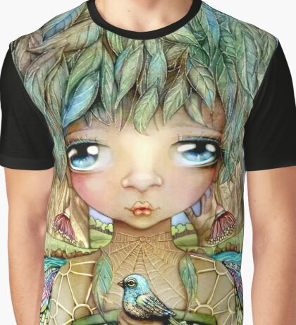 Eucalypt Princess Graphic T-Shirt