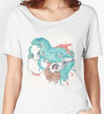 TRANSIENT Women's Relaxed Fit T-Shirt