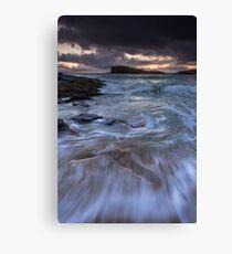 Oldshoremore Tide Canvas Print
