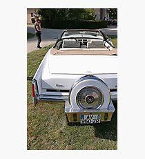 "Car  Beautiful American...   Wow ... what a beautiful car .. "" My Dream "" 12(c)(t) by Olao-Olavia / Okaio Créations with fz 1000  2014 Photographic Print"