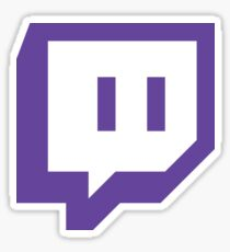 Twitch.tv Sticker