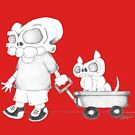 Little (Red) Wagon by Crockpot