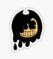 Bendy And The Ink Machine Sticker