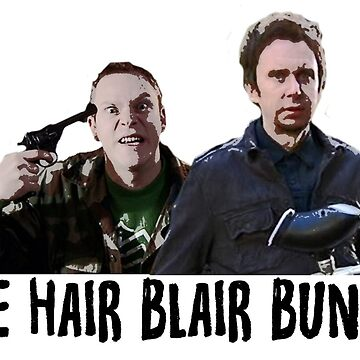 The Hair Blair Bunch Tour T-Shirt by Rob0894