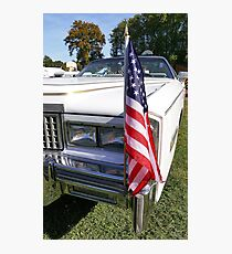 Beautiful American car  09 (c)(t) by Olao-Olavia / Okaio Créations with fz 1000  2014 Photographic Print