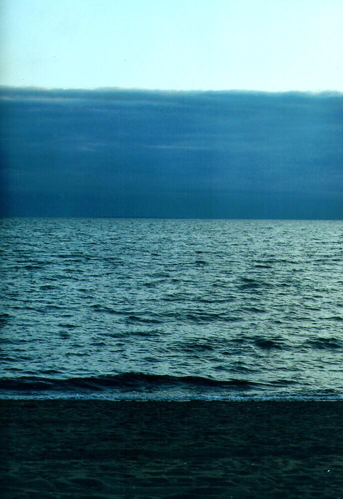 Layered Beach by jerm