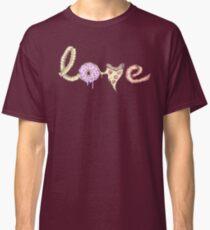 Food Love Classic T-Shirt