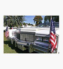 Beautiful American car  08 (c)(t) by Olao-Olavia / Okaio Créations with fz 1000  2014 Photographic Print