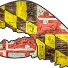 «Garra de langosta de Maryland» de Statepallets