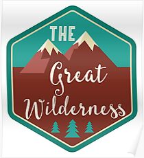 The Great Wilderness Poster