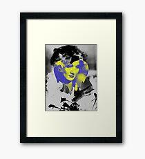 Dietrich Heart #9 Framed Print