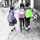 Cuenca Kids 905 - School's Out by Al Bourassa
