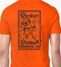 Rocker Racoon Unisex T-Shirt