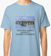 cool Penguin designs Classic T-Shirt