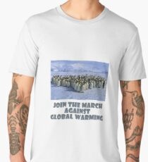 cool Penguin designs Men's Premium T-Shirt
