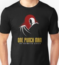 One Punch Man The Animated Series Unisex T-Shirt
