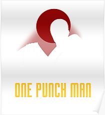 One Punch Man The Animated Series Poster