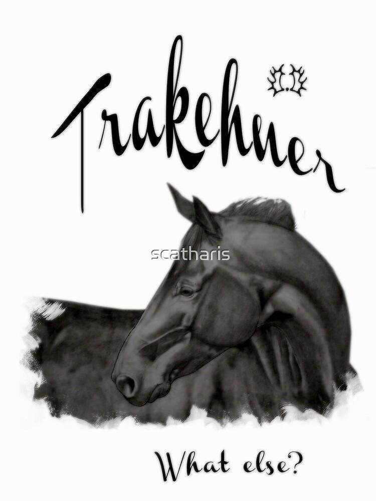Trakehner Horses - What else...?   by scatharis