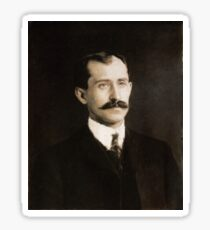 Orville Wright, Inventor by Mary Bassett Sticker