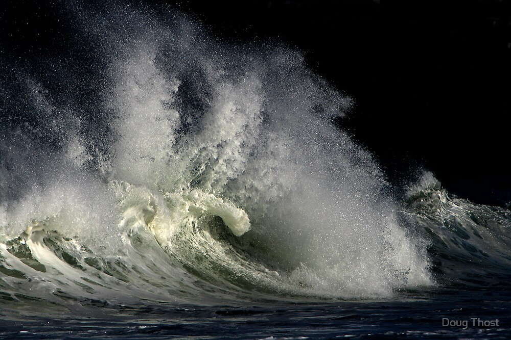 Wave by Doug Thost