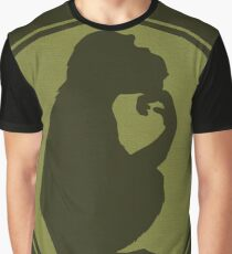 Science Posters - Jane Goodall - Anthropologist, Primatologist Graphic T-Shirt