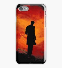 Rings of Akhaten - 11th Doctor iPhone Case/Skin