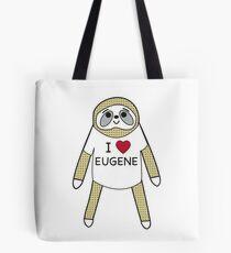I heart Eugene Gremblygunk Tote Bag