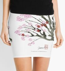 Sakura Blossom 11 from Tony Fernandes Mini Skirt