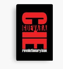 """Che Guevara: Revolutionary Icon"" Canvas Print"