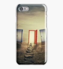 the right choice iPhone Case/Skin