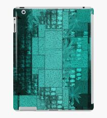 Blue Blocks iPad Case/Skin