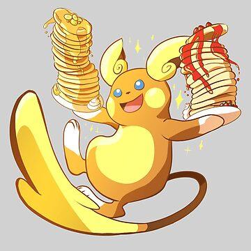 Pancake king by Waterdrain