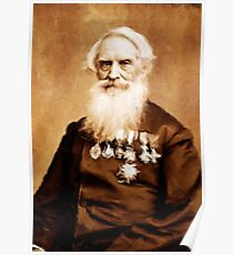 Samuel Morse, Inventor and Painter by Mary Bassett Poster