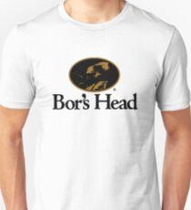 Bor's Head Slim Fit T-Shirt