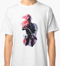 Rainbow Six Siege Watercolor Smoke Classic T-Shirt