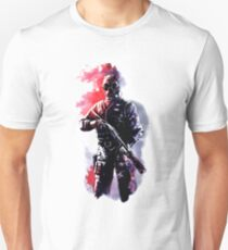 Rainbow Six Siege Watercolor Smoke Unisex T-Shirt