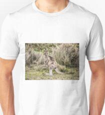 Eastern grey kangaroo Unisex T-Shirt