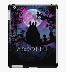 Under the moon 2nd version iPad Case/Skin