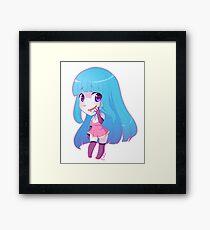 ME!ME!ME! Framed Print
