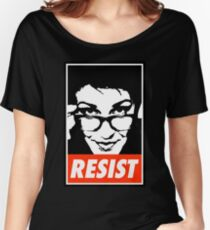 Rachel Resist Women's Relaxed Fit T-Shirt