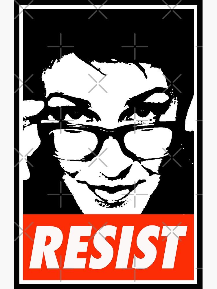 Rachel Resist by Thelittlelord