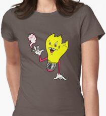QOTSA Queens of the Stone Age   Smoker Bulby   Era Vulgaris Womens Fitted T-Shirt